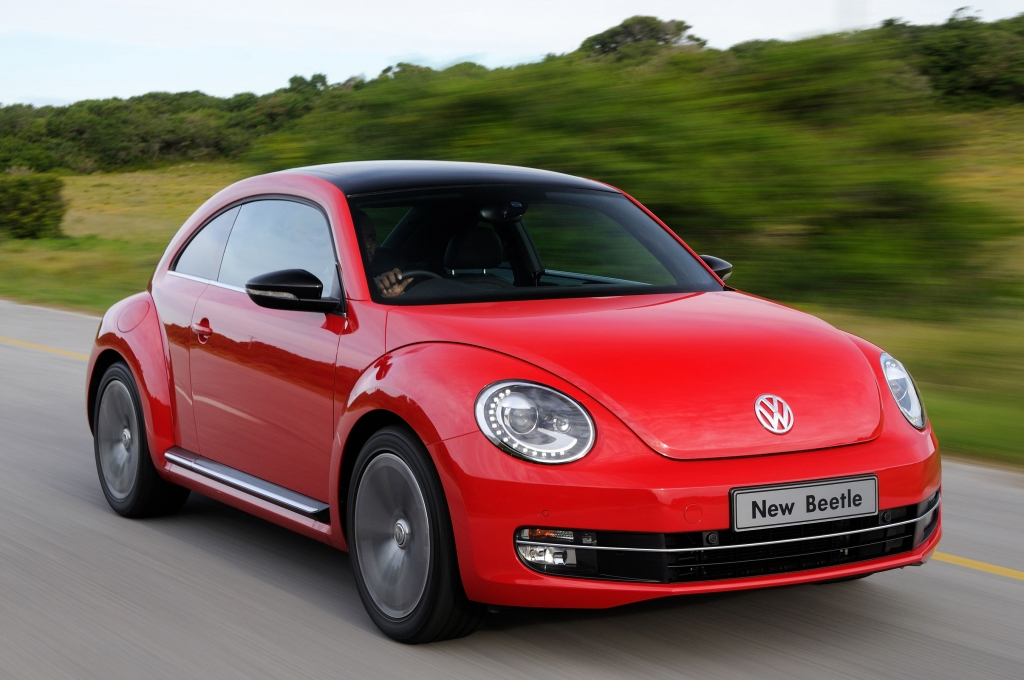 Volkswagen Beetle Making Its Way To South Africa