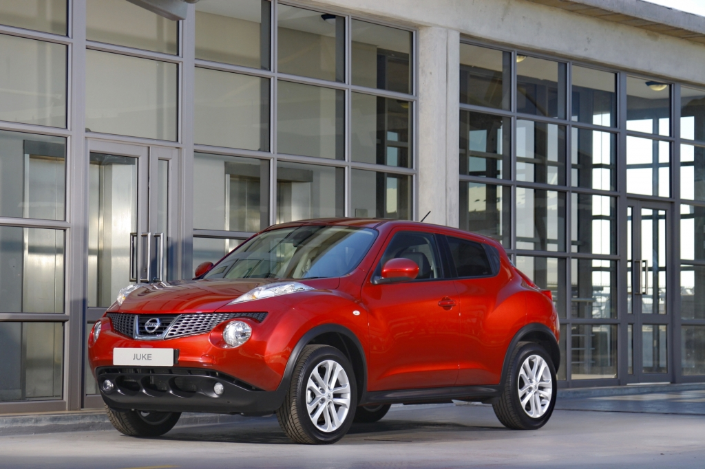 More Nissan Juke's Heading to SA