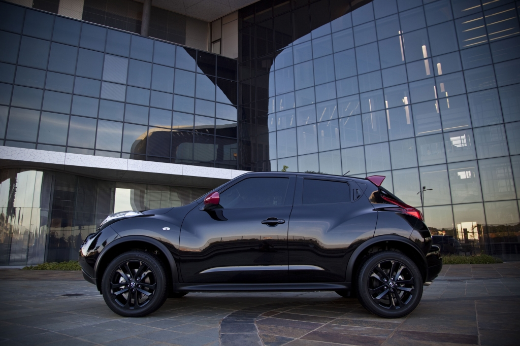 The Sporty Nissan Juke Midnight Edition