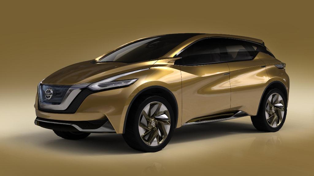 Nissan Resonance Crossover Concept