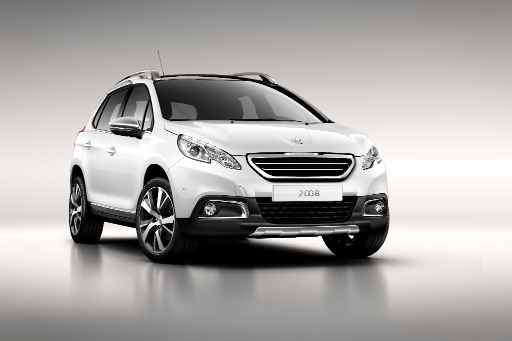 The New Peugeot 2008 Urban Crossover