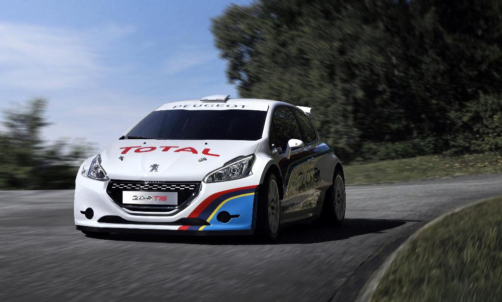 Peugeot To Take part in 2013 Pikes Peak Hill Climb [w/Video]