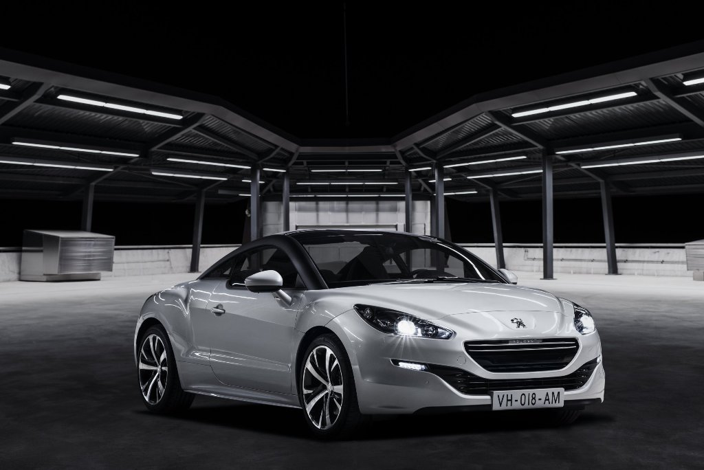 The Redesigned Peugeot RCZ Sports Coupe
