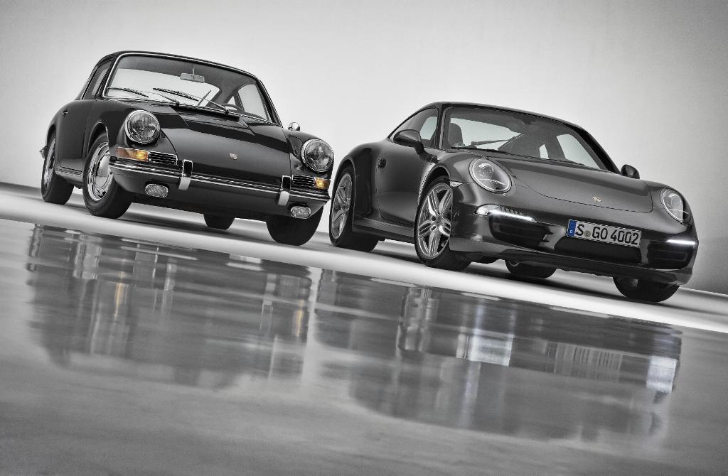 The Porsche 911 Turns 50