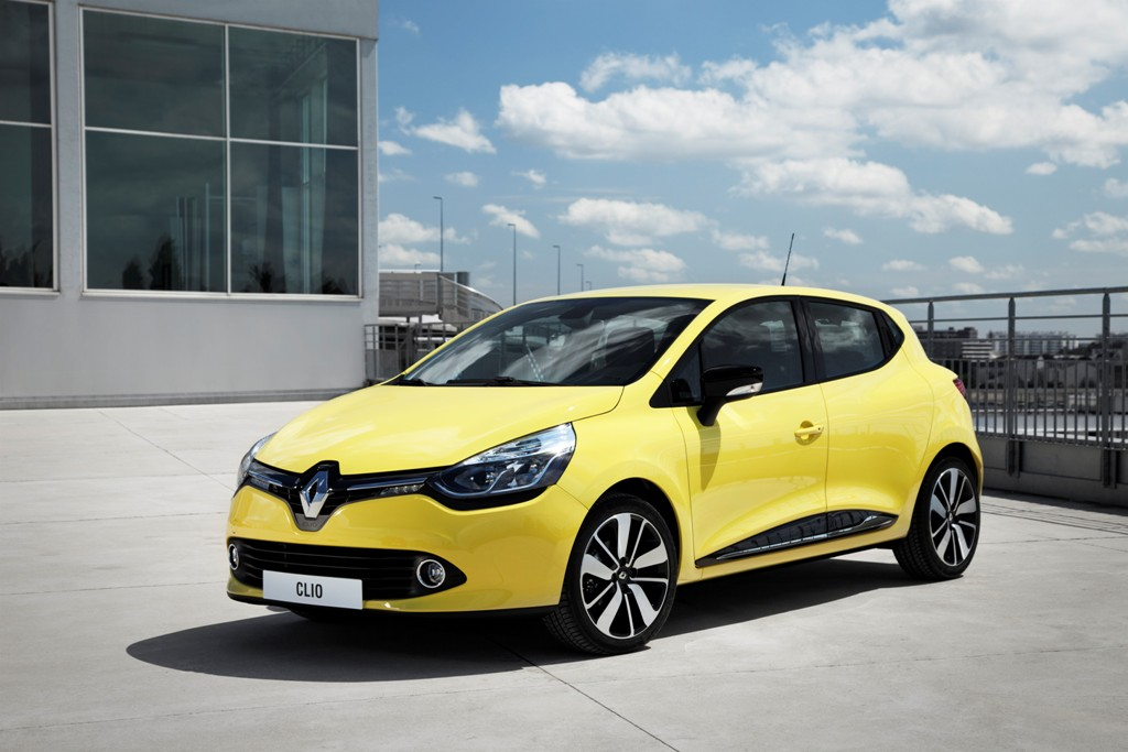 The New Renault Clio - IV