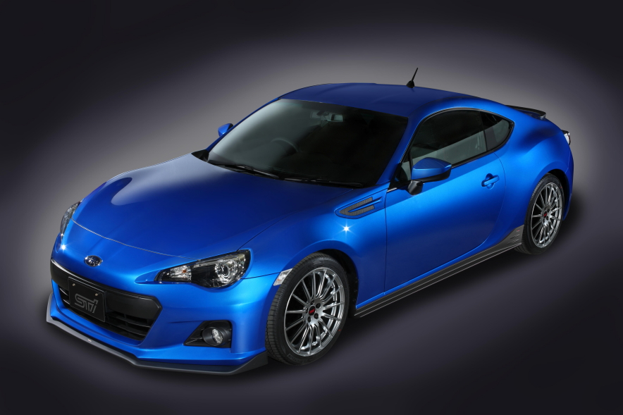 Subaru BRZ To Be Turbocharged, Any Takers For More Power?