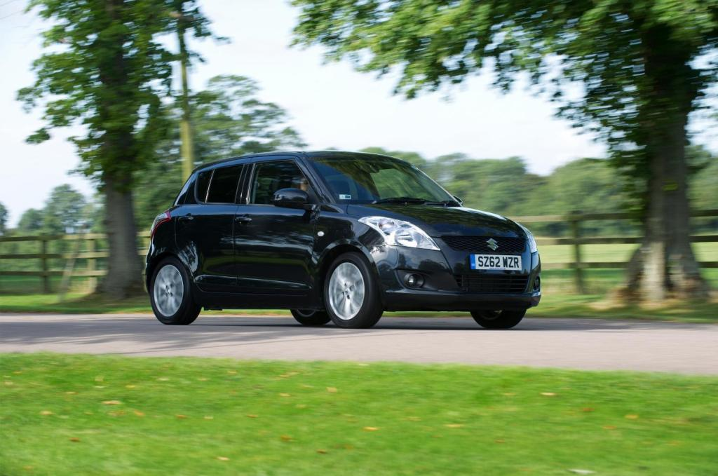 Suzuki Swift Sales Pass the Three Million Mark