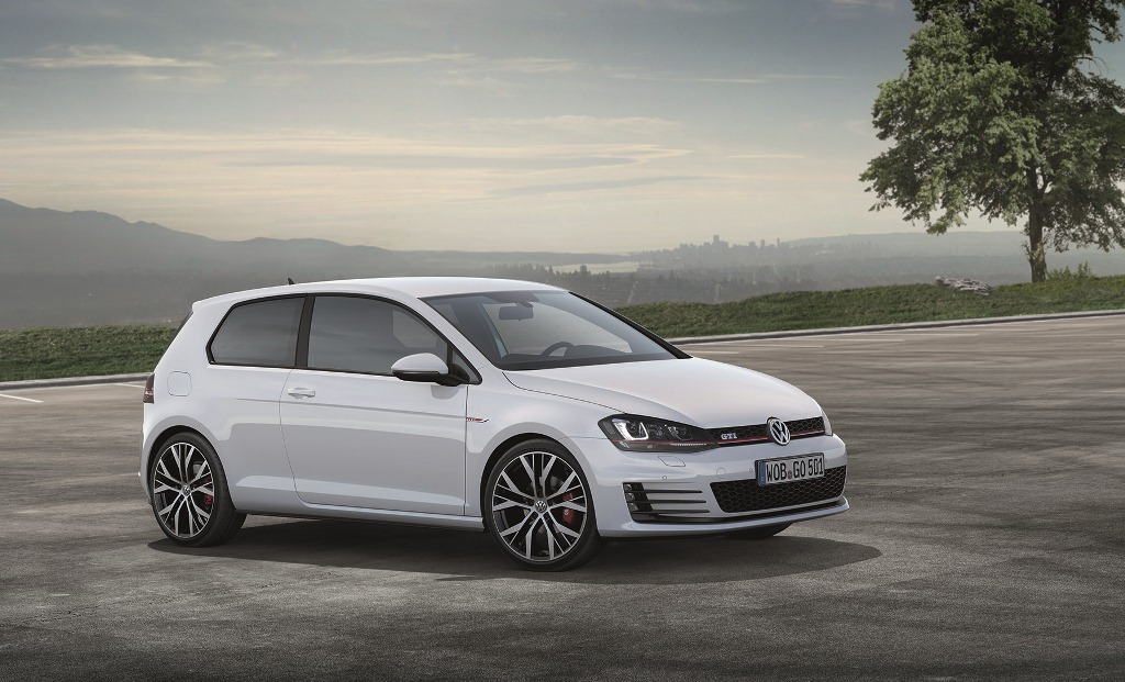 New Golf GTI to Make Debut in Geneva