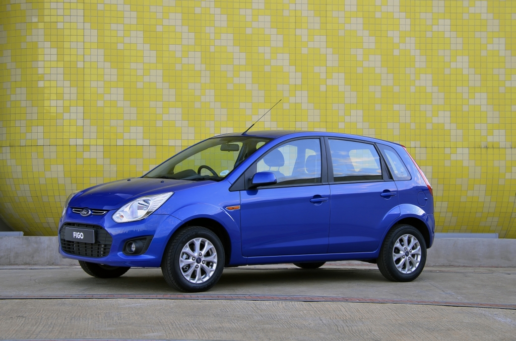 The Newly Updated Ford Figo