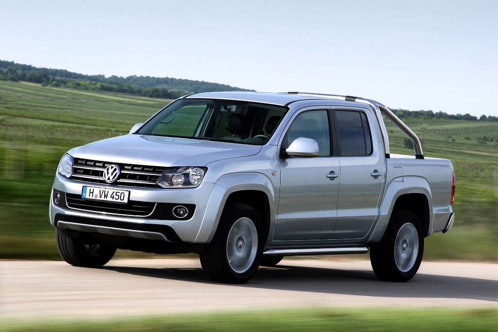 Auto Transmission Introduced on the Volkswagen Amarok
