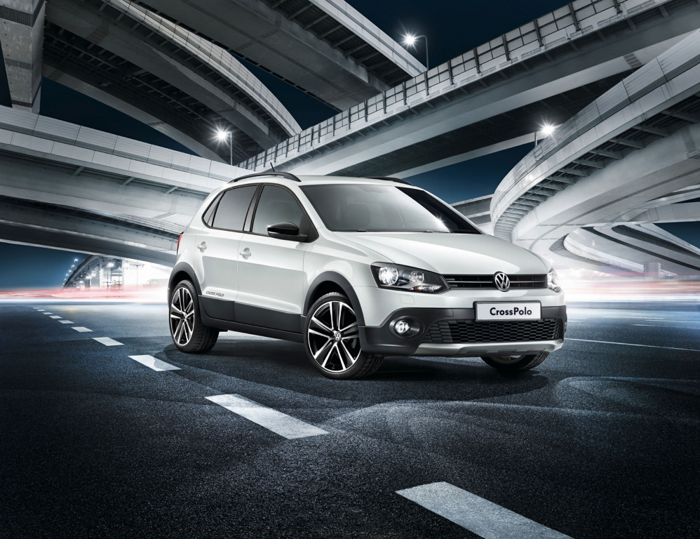 VW CrossPolo Gets Some Street Cred with Introduction Of Urban Ice Package