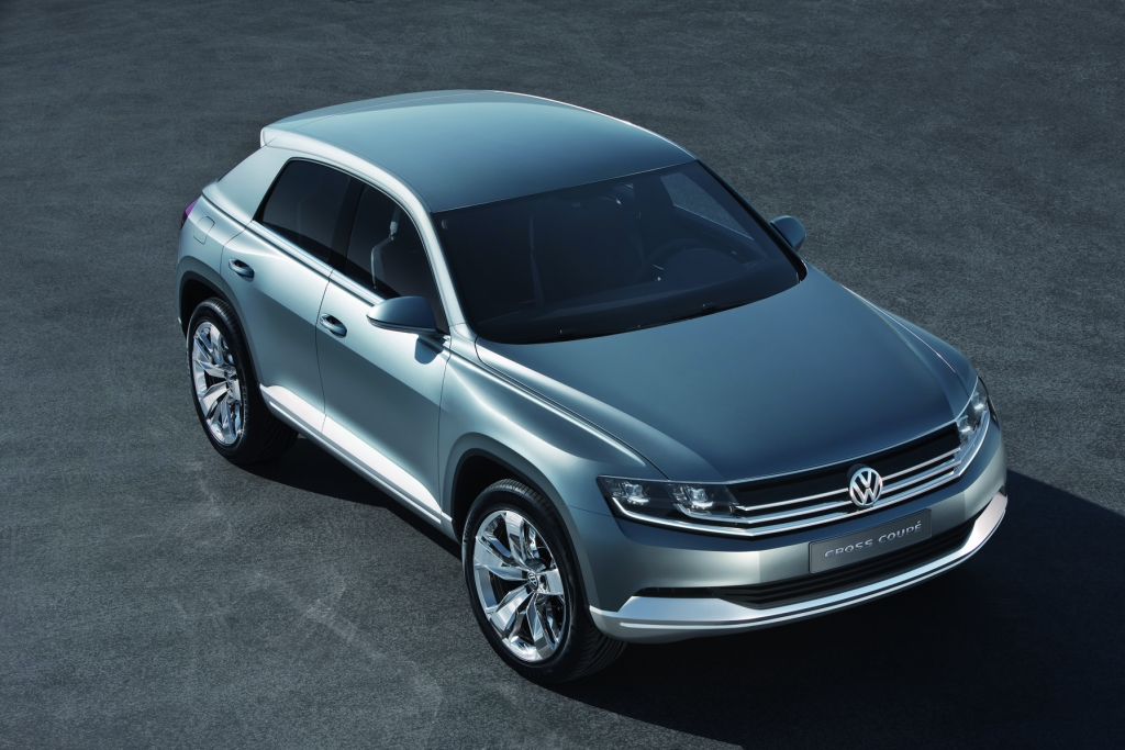 Volkswagen Plans For Two New SUVs