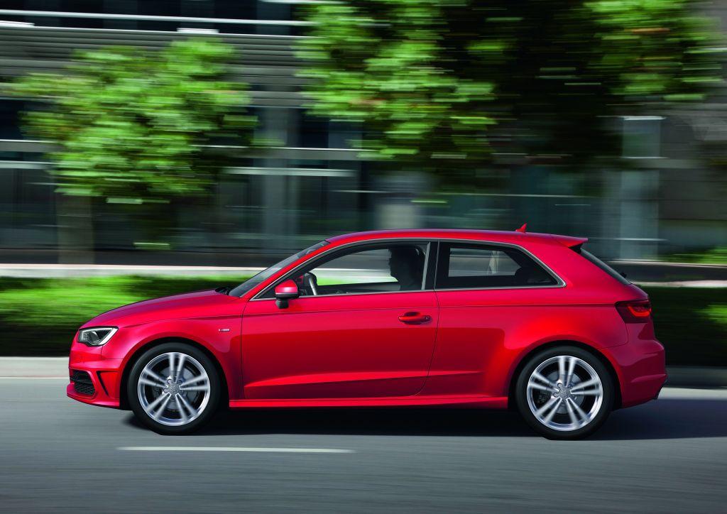 Update: 2013 Audi A3